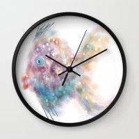 lucy Wall Clocks featuring Lucy by Glenn Sharron