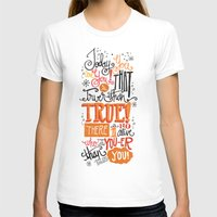 dr seuss T-shirts featuring TODAY YOU ARE YOU... - DR. SEUSS by Matthew Taylor Wilson