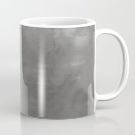 Burst of Color Pantone Pewter Abstract Watercolor Blend Coffee Mug