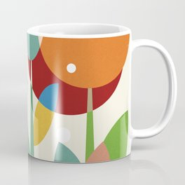 mid century Coffee Mug