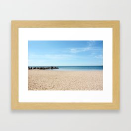 AFE Kew-Balmy Beach 3 Framed Art Print