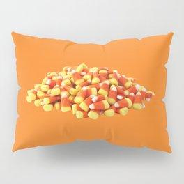 Halloween Candy Corn Pillow Sham
