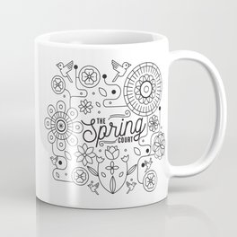 The Spring Court Coffee Mug