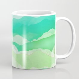 Emerald Spring Coffee Mug