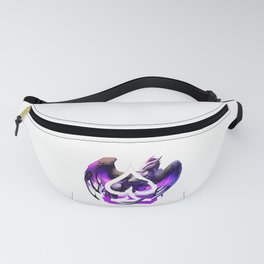 Asexual Pride Dragon Fanny Pack