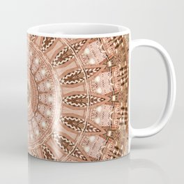 Mandala scandinavian symbols Coffee Mug