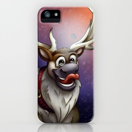 A Taste of Winter iPhone Case