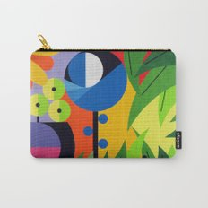 Flowers - Paint Carry-All Pouch