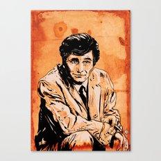 Columbo Canvas Print