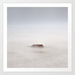 """Mistery sea"" Art Print"