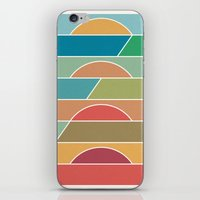 u2 iPhone & iPod Skins featuring 4 Degrees by Rick Crane