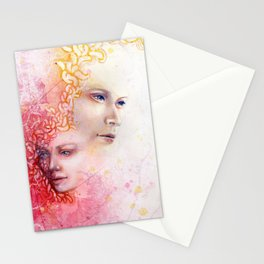 R.E.D. 5 - Looking Ahead Stationery Cards