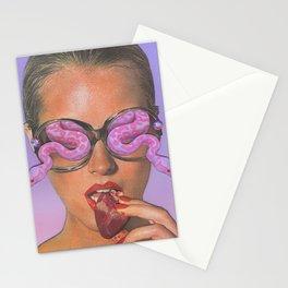 Snake Eyes Stationery Cards
