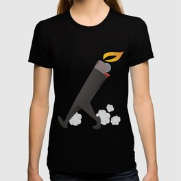 keep lighter T-shirt