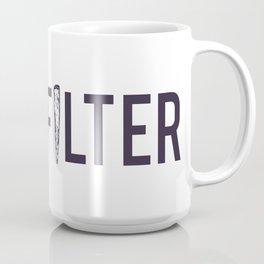 #nofilter Coffee Mug