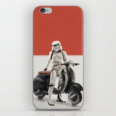 Vespa Troooper iPhone & iPod Skin