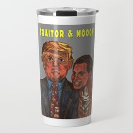 Trump and the Mooch Travel Mug