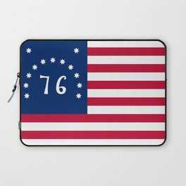 American Bennington flag Laptop Sleeve