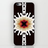 gift card iPhone & iPod Skins featuring A Gift for You by barefoot art online