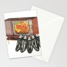Shop while you eat Stationery Cards