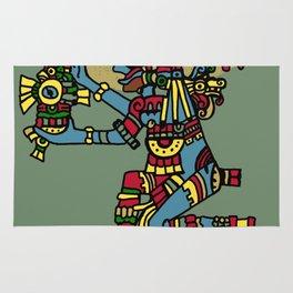 Quetzalcoatl Rug
