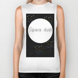 Space dust Biker Tank