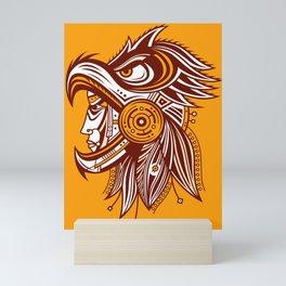 Cuauhtli Mini Art Print