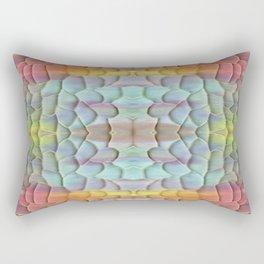 unicorn landscape Rectangular Pillow