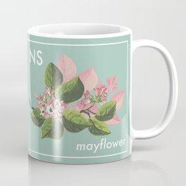 Provincial Flowers - Nova Scotia Coffee Mug