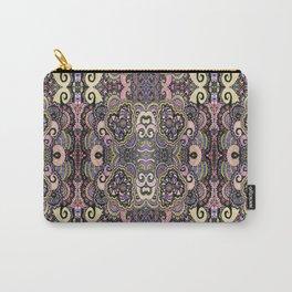Zen Doodle Design Carry-All Pouch