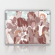 Group Photo Laptop & iPad Skin