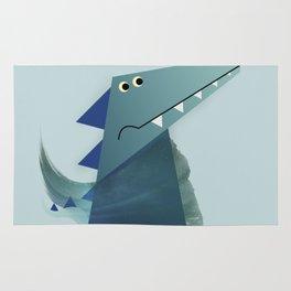 Anmaligon - Crocodile Rug