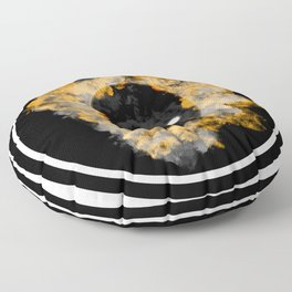Smokey K2 Floor Pillow
