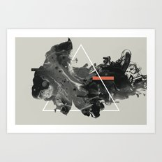 The Malleable Nature of Memory Art Print