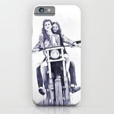 Biker Babes iPhone 6s Slim Case