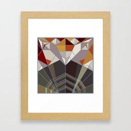 Hermit Crab Framed Art Print