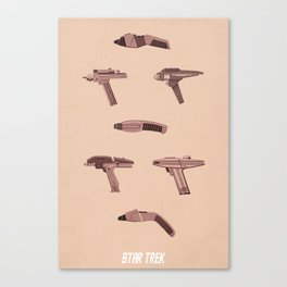 Set Phasers to Stun Canvas Print