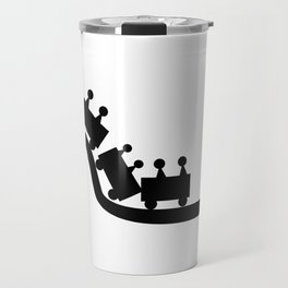 Cart Ride Travel Mug