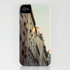 Pastel Paris iPhone (4, 4s) Slim Case