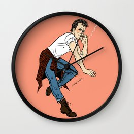 "Rupert ""Ripper"" Giles Pin up Wall Clock"