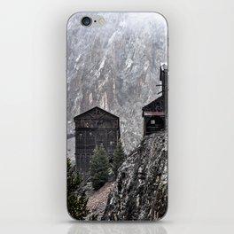 Mining in Colorado iPhone Skin