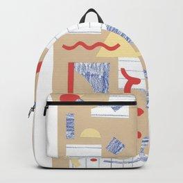Blue Line Backpack