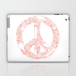 Looks like peace. Laptop & iPad Skin