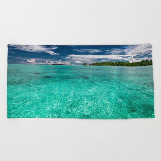 SeaSky Beach Towel