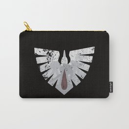 Ravens on the horizon Carry-All Pouch