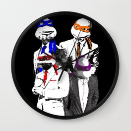 Bringing Sexy Back to the Sewers Wall Clock