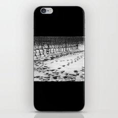 Snowy Vineyard iPhone & iPod Skin