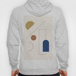 Minimal Geometric 59 Hoody