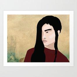 Portrait MVC NYC Art Print
