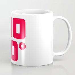 Rio de Janeiro 40 degrees Coffee Mug